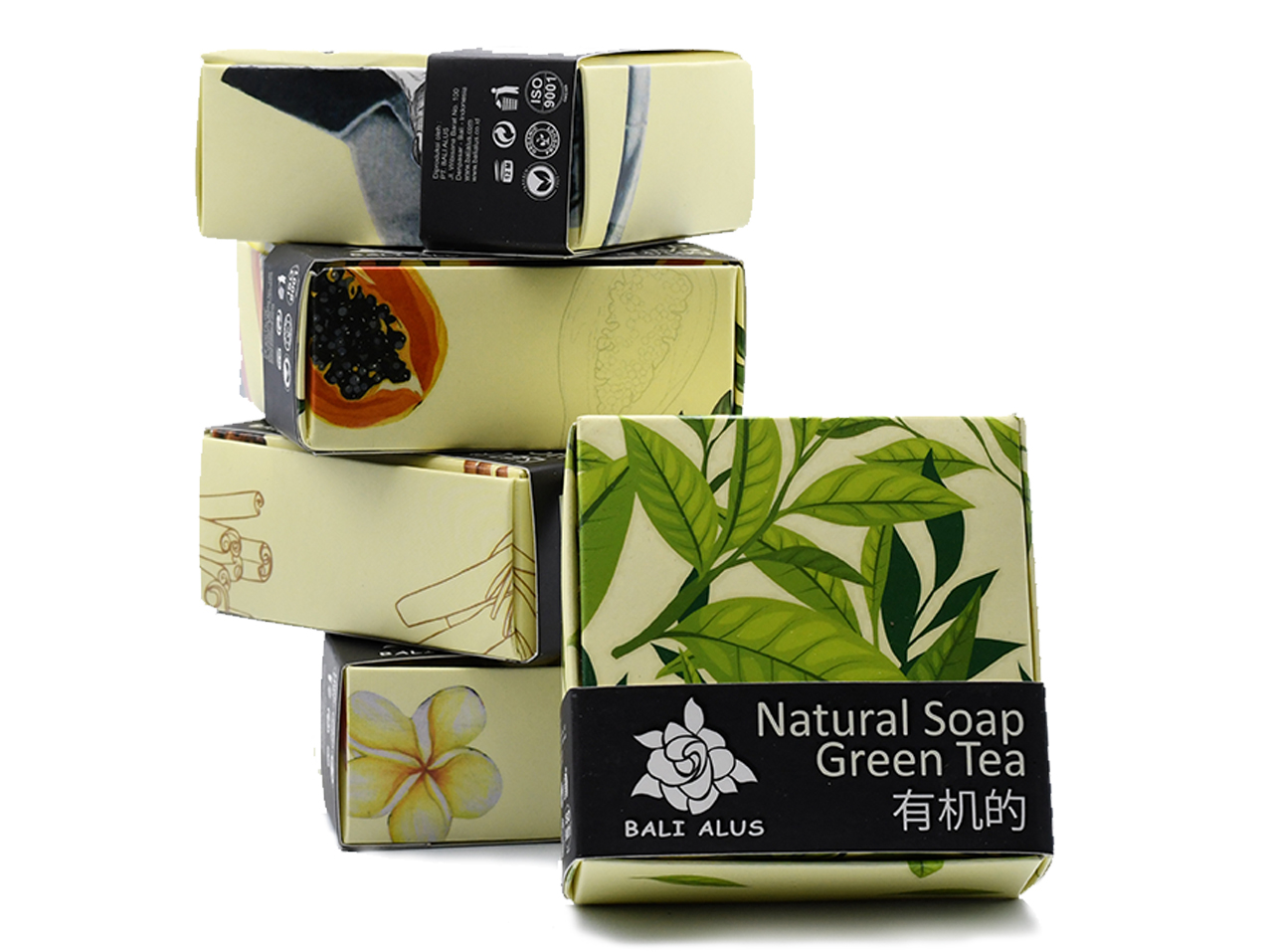NATURAL SPA SOAP