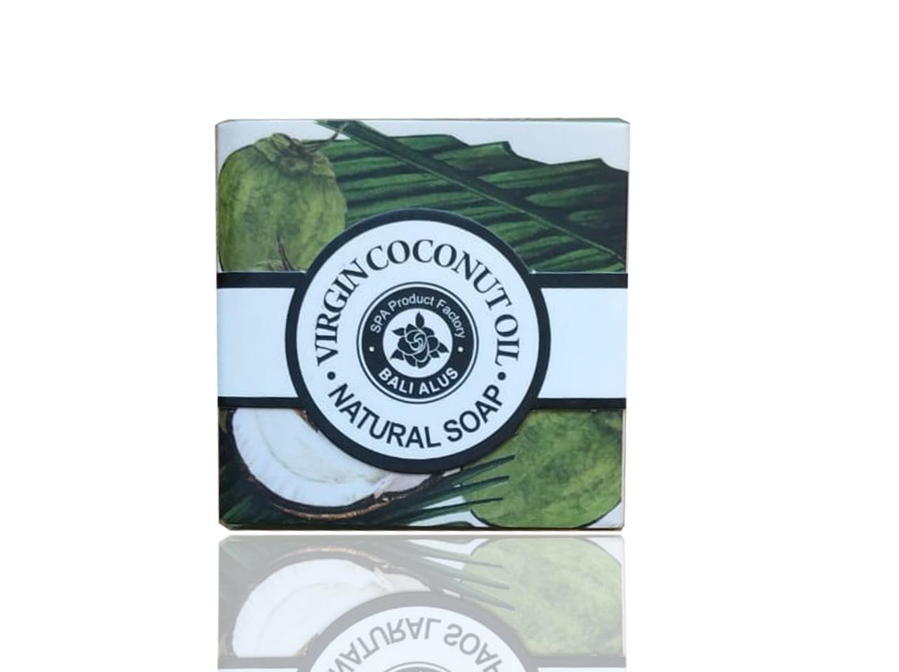Natural Soap Virgin Coconut oil